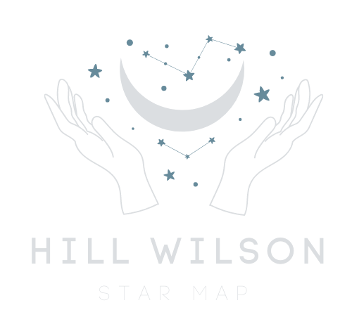 Hill Wilson Star Map